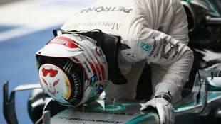 Hamilton consigue un nuevo triunfo en Bélgica y va recto a por el Mundial