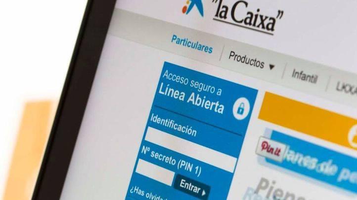 Servicios web y móvil de CaixaBank