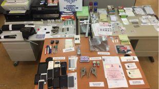 Once detenidos en Madrid por pertencer a una red de alquileres falsos