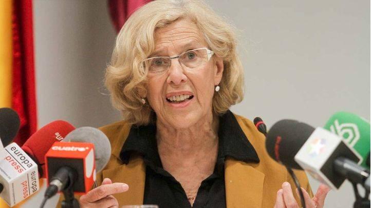 Carmena remunicipalizará la limpieza viaria si las empresas