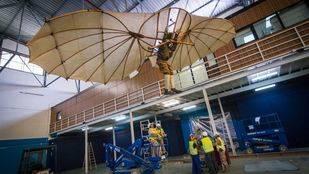 Museo del Aire: La historia que cae del cielo