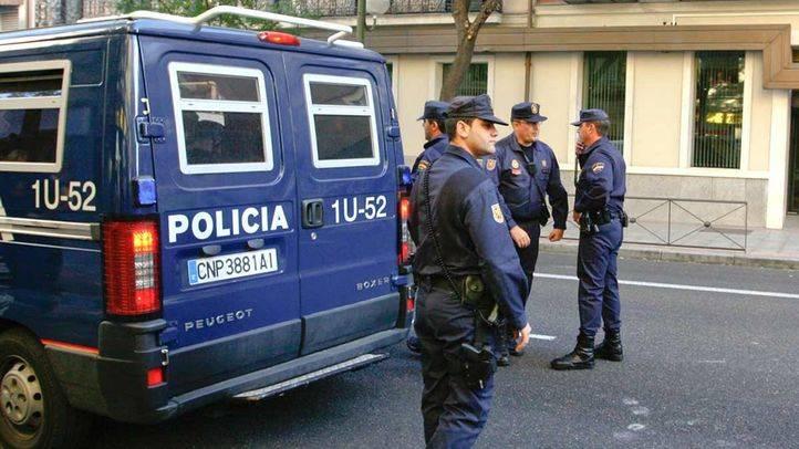 El detenido en San Martín de la Vega en una operación antiterrorista formaba parte de una célula de captación
