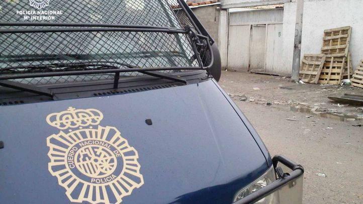Dos detenidos en San Fernando de Henares acusados de una decena de robos