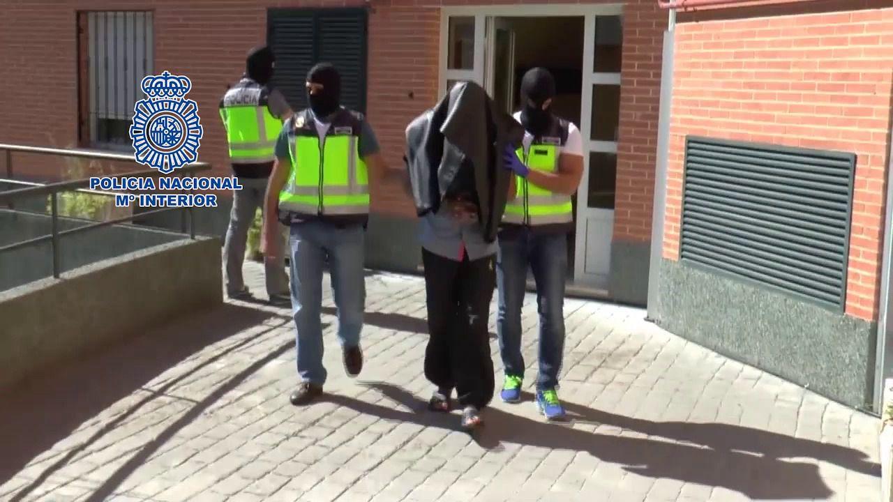 La Policía detiene al presunto yihadista