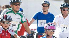 Bikeweekend en Las Rozas