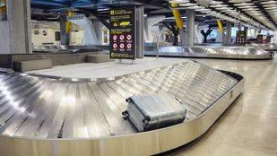 CC.OO, UGT y USO convocan en septiembre huelga de facturación de equipaje en Barajas