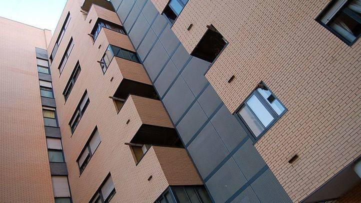 Archivo. Viviendas, pisos