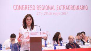 El PSOE M aprueba su lista única con nombres como Narbona, Corredor, Merchán y Simancas