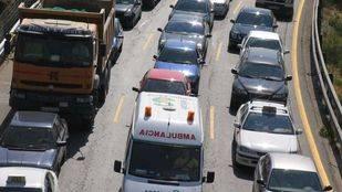 Tráfico estima casi un millón de desplazamientos en la región en la operación 'Retorno del Verano 2015'