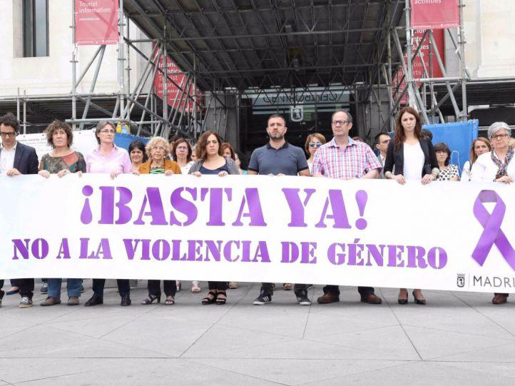 Minuto de silencio por las últimas víctimas de violencia machista