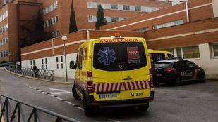 Ambulancia. (Archivo)