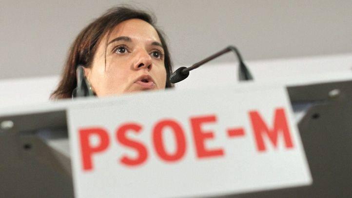 Sara Hernández se reune con la intersectorial del PSOE para tratar temas sobre violencia de género.