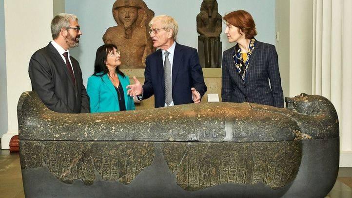 Convenio entre la Fundación Bancaria 'la Caixa' y el British Museum