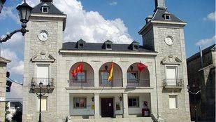 Ayuntamiento de Alpedrete (archivo)