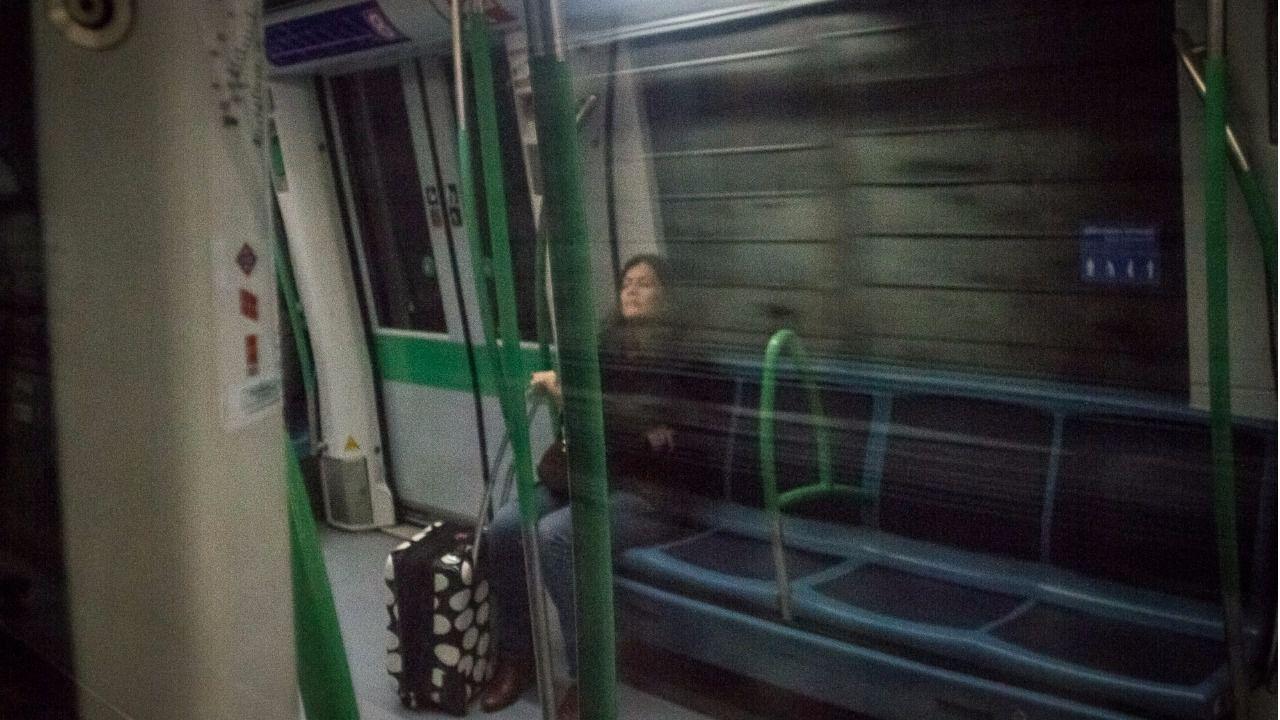 Unos j venes intentan agredir sexualmente a una maquinista - La maquinista metro ...