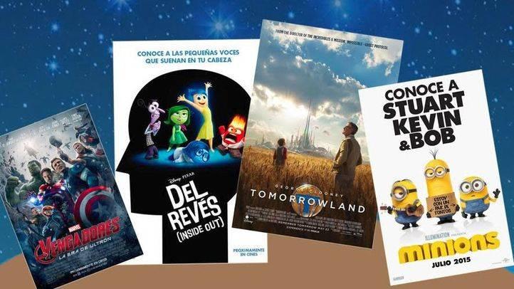 El cine de verano de Valdemoro cierra la temporada con récord de espectadores