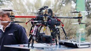 Madrid usará 'drones' para emergencias