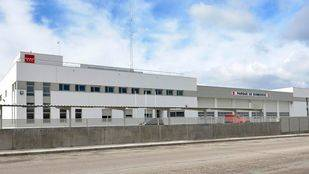El parque de bomberos de Valdemoro abrirá en 2016 con nuevo personal
