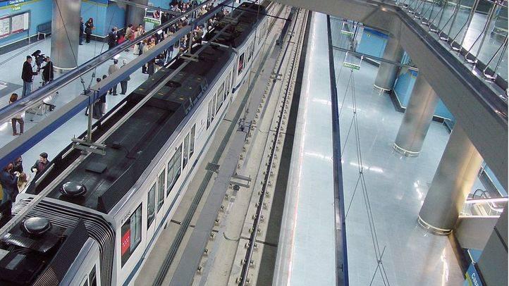 El tramo de Metrosur entre Universidad Rey Juan Carlos y Loranca reabre este domingo