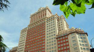 El Ayuntamiento le dice al grupo Wanda que la fachada del Edificio España