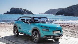 Citroën Cactus M, el futuro Méhari
