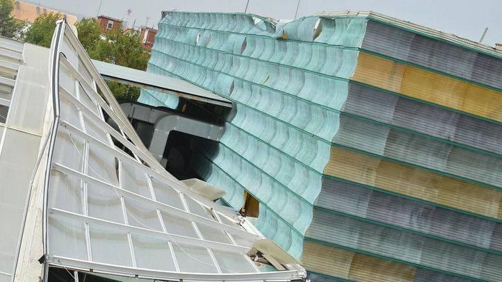 Las reclamaciones de daños por la tormenta de Aranjuez dependerán de un informe de la AEMET