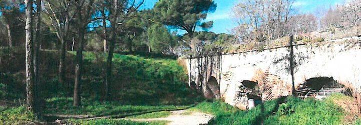 El Ayuntamiento 'resucita' el antiguo acueducto de Sabatini