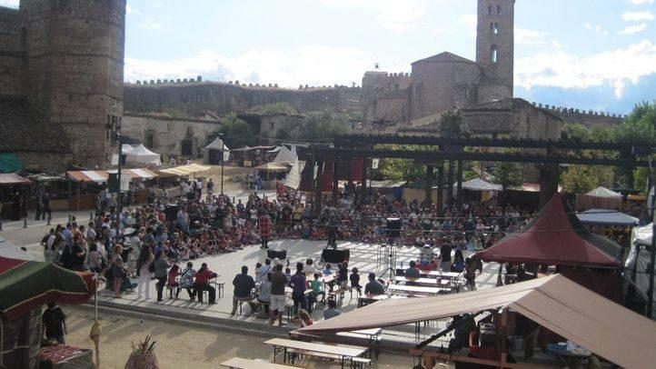 Arranca la Feria Medieval de Buitrago del Lozoya