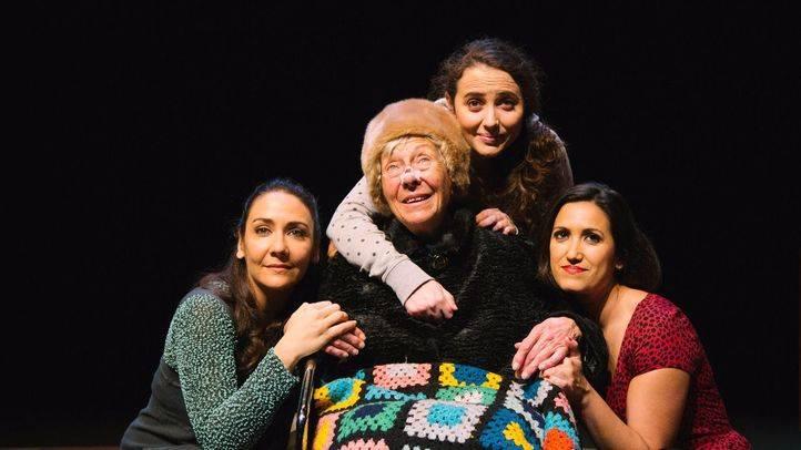 'Verano en Diciembre', en el teatro Galileo hasta el 4 de junio.