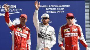 GP de Italia: Hamilton directo al campeonato 2015