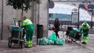 Sabanés asegura que la limpieza en Madrid requiere mil trabajadores más