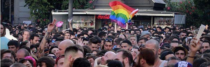 Manifestación del Orgullo de 2016. (Archivo)
