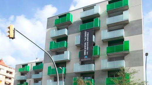 La Caixa supera las 1.200 viviendas sociales a disposición de colectivos con dificultades
