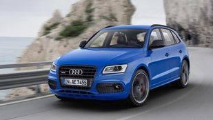 Audi SQ5 TDI Plus, potencia premium