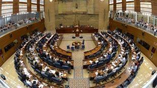 La comisión de endeudamiento de la Asamblea se celebrará cada quince días a partir del 6 de octubre