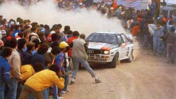 Rally de coches