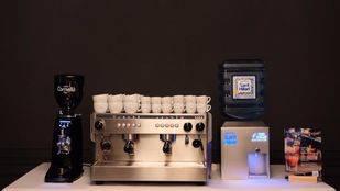 Vichy Catalán y Cafès Cornellà lanzan Water Cube, primer dispositivo para garantizar la excelencia aromática del café