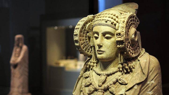 El Museo Arqueológico no cederá la Dama de Elche hasta 2018