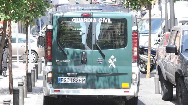 Pasan a disposición judicial los detenidos por el asesinato de un joven el domingo en Torrelaguna