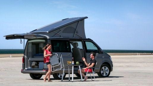 Volkswagen California, fiel a sus raíces