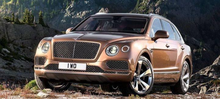 Bentley Bentayga, el SUV más exclusivo del mundo
