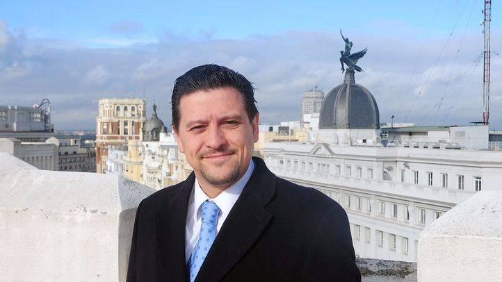 Luis Miguel Boto, nuevo edil de Cibeles