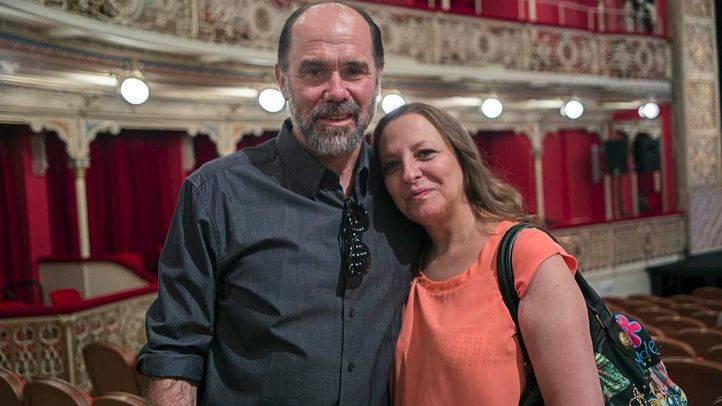 Joaquín Notario y Nuria Gallardo en La Comedia