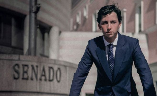 Imagen de la candidatura de Francisco Nicolás Gómez Iglesias al Senado