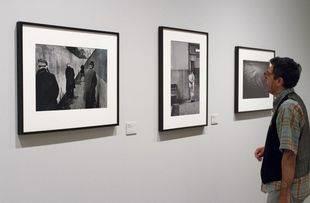 Las fotografías de Josef Koudelka encuentran su lugar en Madrid