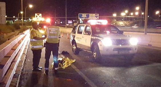 Un muerto y un herido en dos atropellos en Madrid