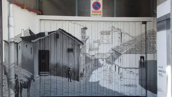 Mural de Javier Lobo