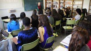La FAPA Giner de los Ríos advierte de que hay alumnos de Bachillerato sin plaza asignada