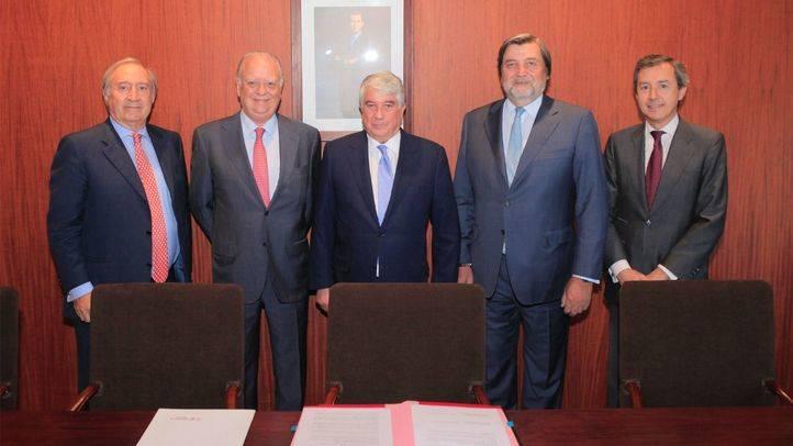 El Grupo ASISA se adhiere al 'Club Cámara Madrid'