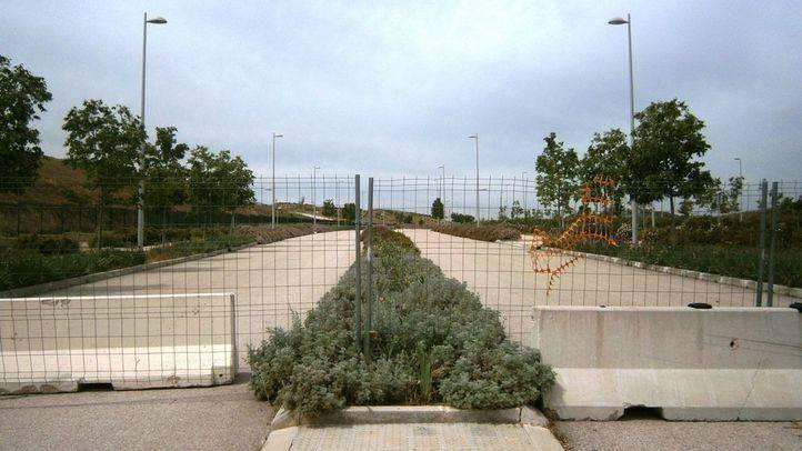 Medio millón para restituir el cable de cobre robado de dos kilómetros de calle en Valdebebas
